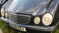 Mercedes W210 (E) Разборочный номер B2401 #1