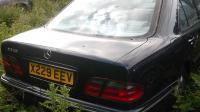 Mercedes W210 (E) Разборочный номер B2401 #3