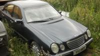 Mercedes W210 (E) Разборочный номер 50154 #1