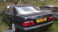 Mercedes W210 (E) Разборочный номер 50154 #2