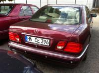 Mercedes W210 (E) Разборочный номер 50349 #1