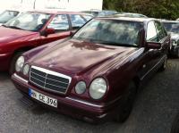 Mercedes W210 (E) Разборочный номер 50349 #2
