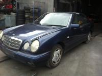 Mercedes W210 (E) Разборочный номер 50399 #1