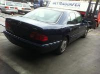 Mercedes W210 (E) Разборочный номер 50399 #2