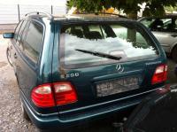 Mercedes W210 (E) Разборочный номер 50431 #1