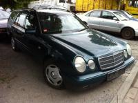 Mercedes W210 (E) Разборочный номер 50431 #2