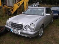 Mercedes W210 (E) Разборочный номер B2457 #1