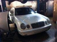 Mercedes W210 (E) Разборочный номер 51143 #1