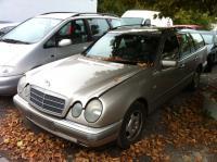 Mercedes W210 (E) Разборочный номер X9933 #2