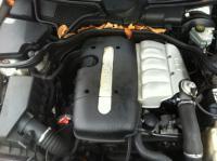 Mercedes W210 (E) Разборочный номер 51556 #4