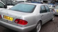 Mercedes W210 (E) Разборочный номер 52169 #2