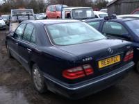 Mercedes W210 (E) Разборочный номер 52619 #2
