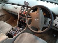 Mercedes W210 (E) Разборочный номер 52619 #3