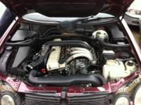 Mercedes W210 (E) Разборочный номер 52694 #4
