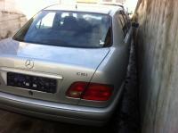 Mercedes W210 (E) Разборочный номер Z3869 #2