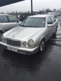 Mercedes W210 (E) Разборочный номер 52814 #3