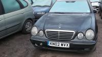 Mercedes W210 (E) Разборочный номер W9585 #1