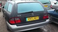 Mercedes W210 (E) Разборочный номер W9585 #2