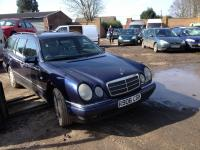 Mercedes W210 (E) Разборочный номер 53143 #1