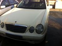 Mercedes W210 (E) Разборочный номер Z3960 #4