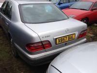 Mercedes W210 (E) Разборочный номер 53219 #2