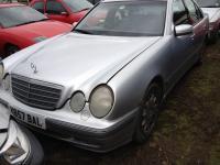 Mercedes W210 (E) Разборочный номер 53219 #3