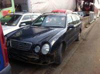 Mercedes W210 (E) Разборочный номер Z3981 #1