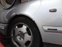 Mercedes W210 (E) Разборочный номер B2831 #3