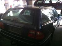 Mercedes W210 (E) Разборочный номер Z4020 #1