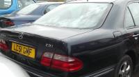 Mercedes W210 (E) Разборочный номер W9650 #3