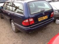Mercedes W210 (E) Разборочный номер 53790 #2