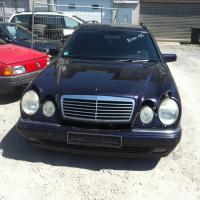 Mercedes W210 (E) Разборочный номер 53848 #1