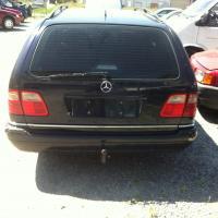 Mercedes W210 (E) Разборочный номер 53848 #2