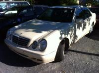 Mercedes W210 (E) Разборочный номер S0520 #2