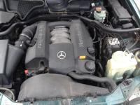 Mercedes W210 (E) Разборочный номер L6026 #4