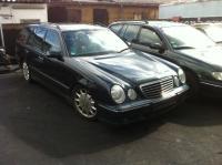 Mercedes W210 (E) Разборочный номер S0564 #2