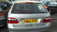 Mercedes W211 (E) Разборочный номер W9611 #1