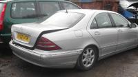 Mercedes W220 Разборочный номер 47253 #1
