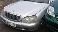 Mercedes W220 Разборочный номер 47253 #4