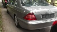 Mercedes W220 Разборочный номер W9100 #1