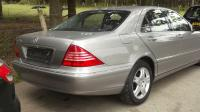 Mercedes W220 Разборочный номер 50495 #2