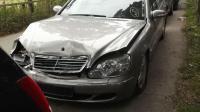 Mercedes W220 Разборочный номер 50495 #4