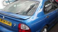 MG ZS Разборочный номер 50079 #3
