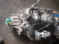 Головка блока цилиндров двигателя (ГБЦ) Mitsubishi Carisma Артикул 900041135 - Фото #1