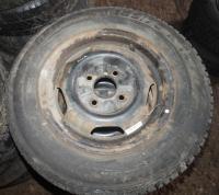 Диск колесный обычный (стальной) Mitsubishi Galant (1993-1996) Артикул 51072419 - Фото #1