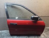 Стекло двери Mitsubishi Lancer (1996-2001) Артикул 900108833 - Фото #1