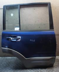 Стекло двери Mitsubishi Pajero Артикул 900094313 - Фото #1