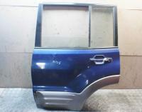 Стекло форточки двери Mitsubishi Pajero Артикул 900094334 - Фото #1