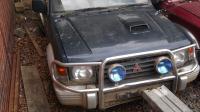 Mitsubishi Pajero Разборочный номер B1664 #1