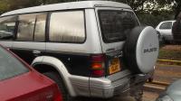 Mitsubishi Pajero Разборочный номер W8154 #3